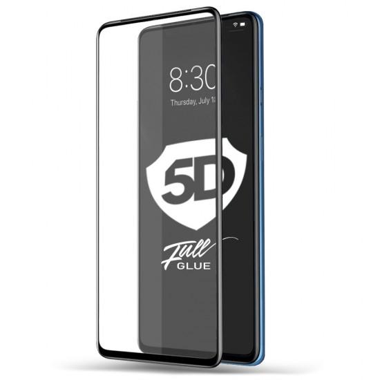 Folie Sticla 5D pentru iPhone 6 Alb