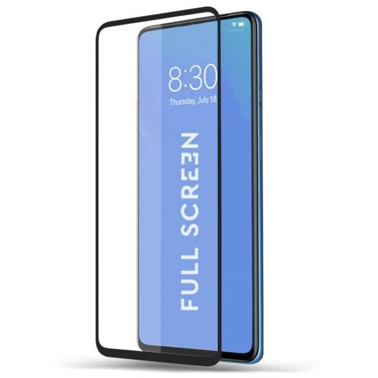 Folie sticla Full Screen pentru iPhone 8 Alb