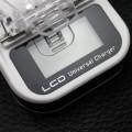 Incarcator universal baterii CE04 1 x USB cu afisaj LCD