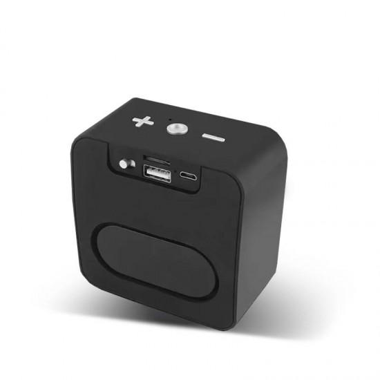 Boxa portabila Bluetooth Kisonli S1 - Negru