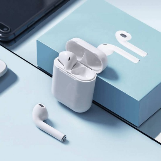 Casti stereo In-Ear Wireless Bluetooth TWS i21