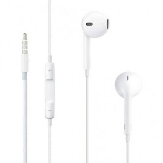Casti audio In-Ear originale Apple EarPods cu jack 3.5mm