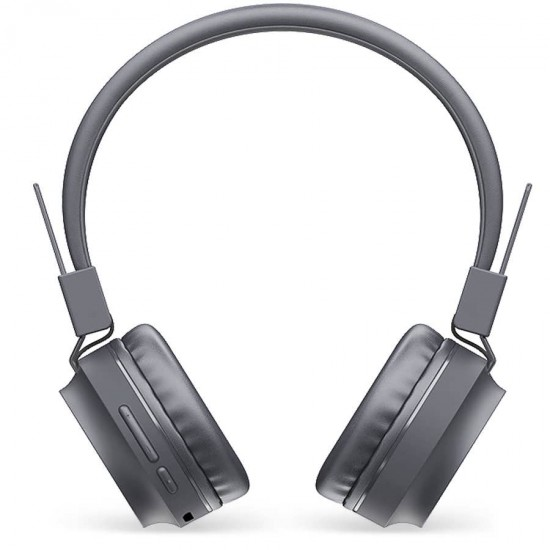 Casti On-Ear Wireless cu Bluetooth HOCO W25 Gri