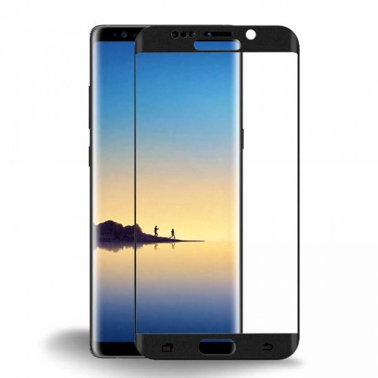 Folie sticla Samsung Galaxy Note 8 Negru