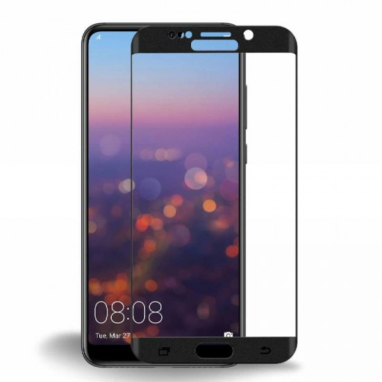 Folie sticla Huawei Mate 20 Pro Negru