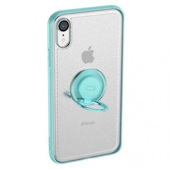 """Husa spate Baseus """"Dot bracket Case"""" pentru iPhone XS Max Turcoaz"""