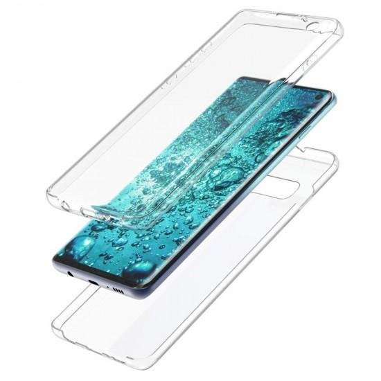 Husa Full transparenta Double Case Samsung S10e