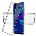 Husa Full transparenta Double Case Huawei P Smart 2019