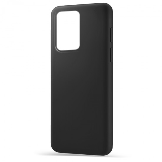 Husa Spate Silicon Line Samsung Galaxy Note 20 Negru