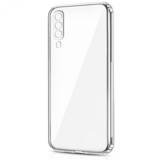 Husa spate Protect+ pentru Samsung Galaxy A70