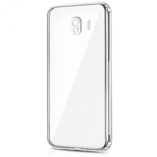 Husa spate Protect+ Samsung Galaxy J4 2018