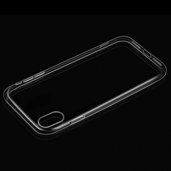 Husa spate HOCO Crystal Clear Apple iPhone XS Max