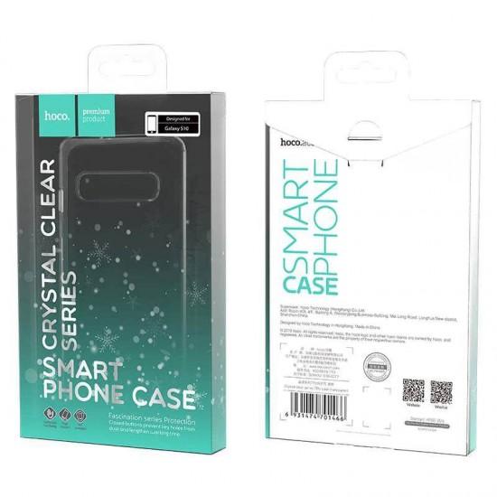 Husa spate HOCO Crystal Clear Samsung Galaxy S10+