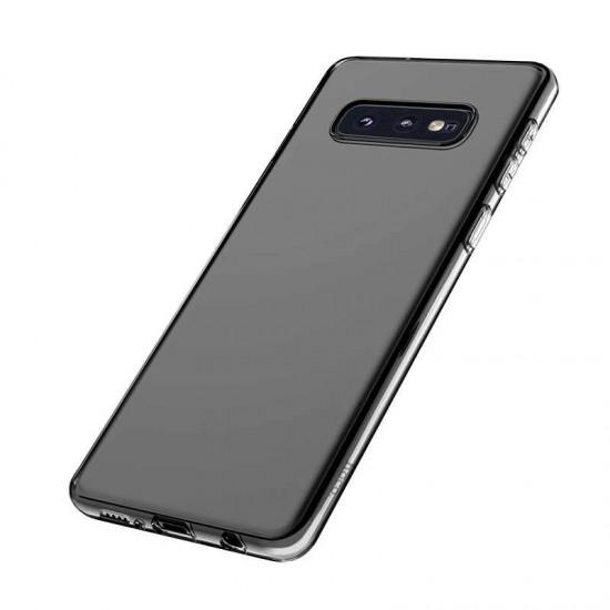 Husa spate HOCO Crystal Clear Samsung Galaxy S10e