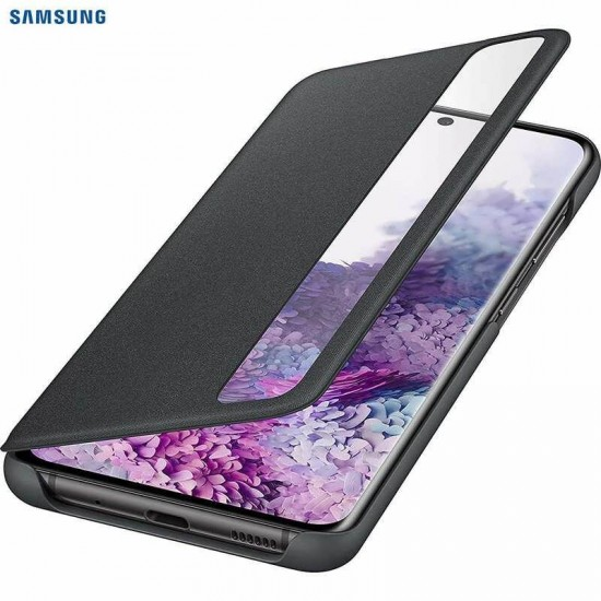 Husa Flip Case Samsung Smart Clear View Cover Samsung Galaxy S20+ / S20+ 5G