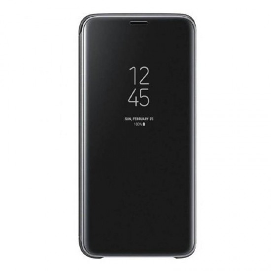 Husa Flip Samsung Clear View Standing Cover Samsung Galaxy S9