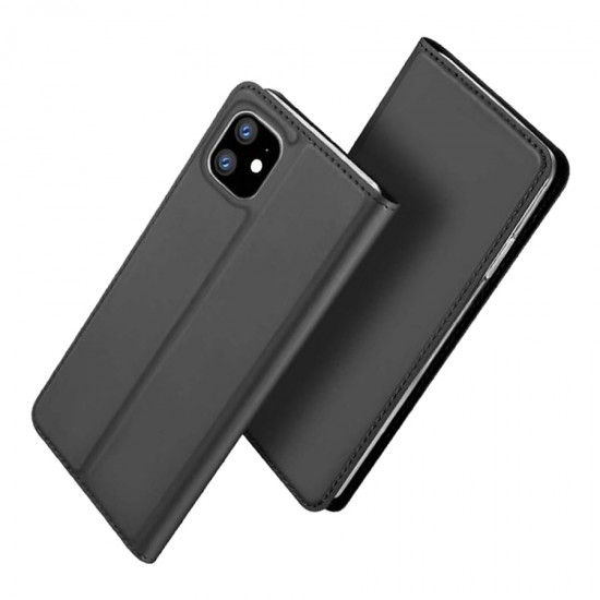 Husa Carte X-Power Samsung A8+ 2018 Negru