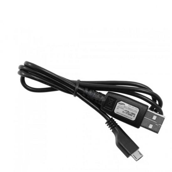 Cablu de date / incarcare microUSB pentru Samsung Original ECC1DU0BBK