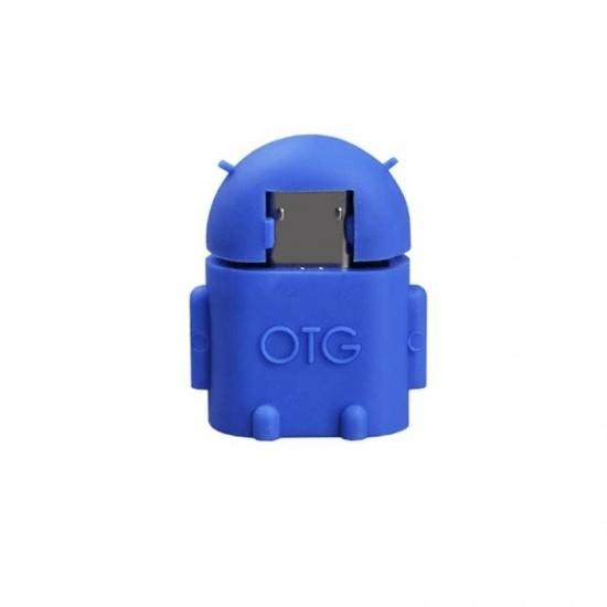 Adaptor OTG microUSB la USB