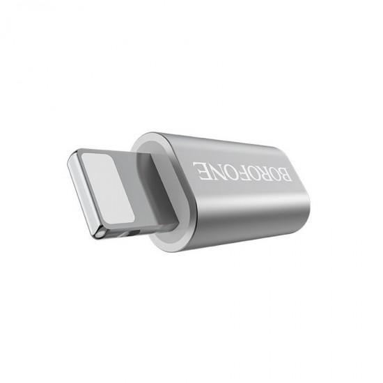 Adaptor Borofone BV5 micro-USB - Lightning