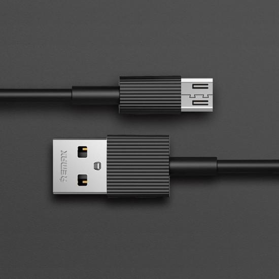 Cablu date Type-C in rola retractabila Remax Chaino Series negru