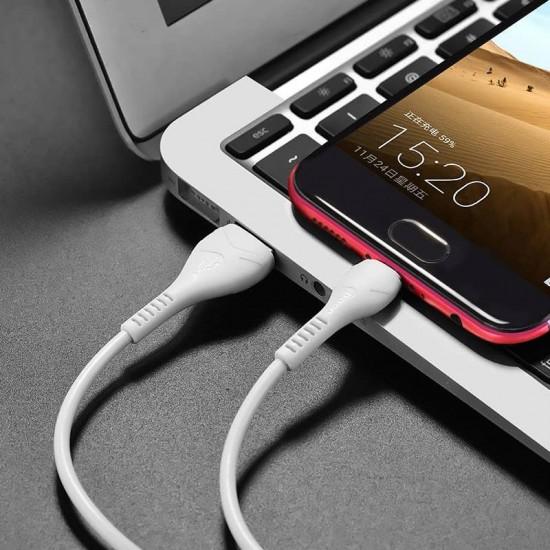 Cablu de date Fast Charge microUSB HOCO X37 1m