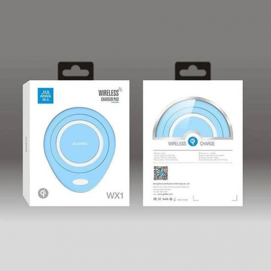 Incarcator Wireless prin inductie Jia Ming WX1