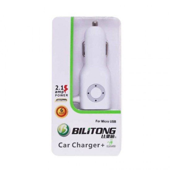 Incarcator auto universal Bilitong TC04 2.1A 1 x USB
