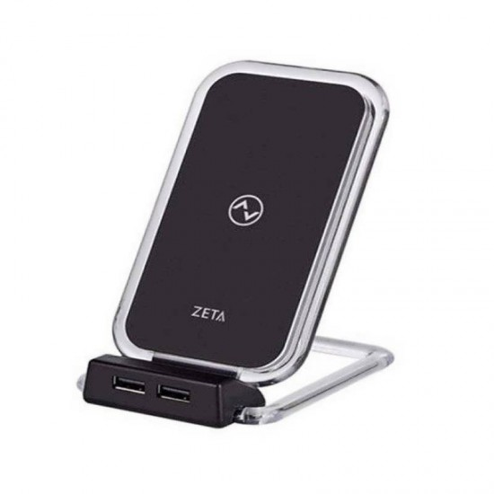 Incarcator telefon Wireless ZETA 2 x USB