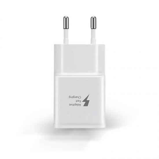 Incarcator priza Fast Charge Samsung Original EP-TA20EWEC cu cablu Type-C