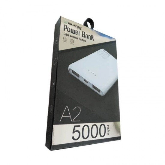 Baterie externa Bilitong A2 5000mAh 2 x USB