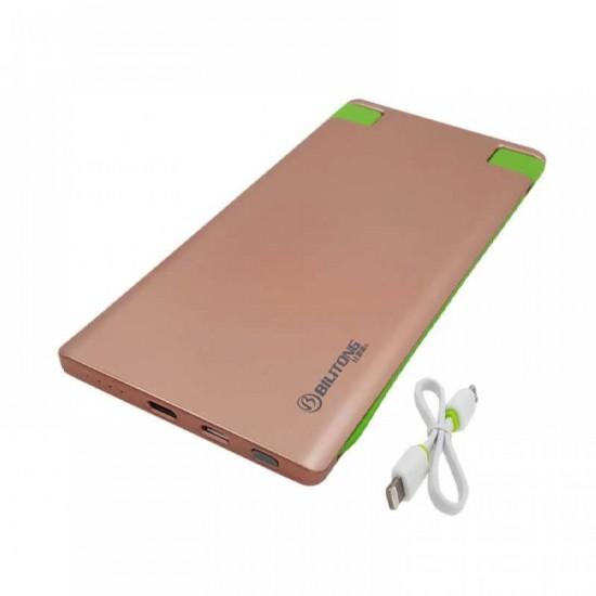 Baterie externa ultra-slim Bilitong A008 6800mAh