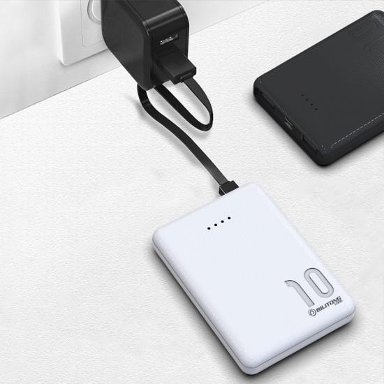 Baterie externa Bilitong A3 Power Bank 10000mAh 2 x USB