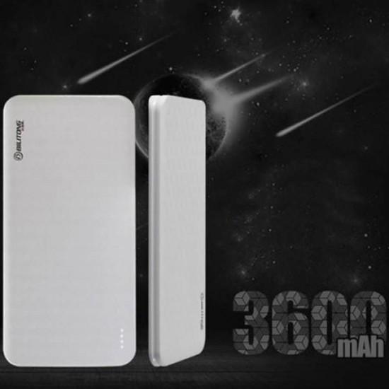 Baterie externa ultra-slim Bilitong Y097 3600mAh