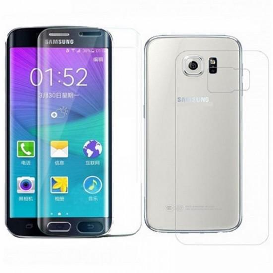 Folie TPU Lux 2 In 1 Samsung S7 Edge
