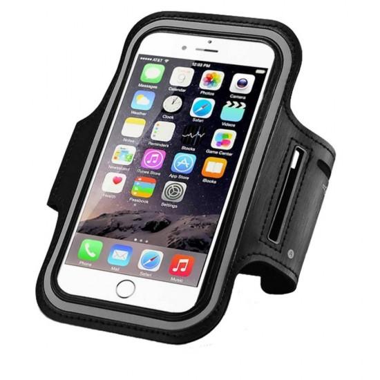 Husa alergare brat Smart Fitness cu touchscreen telefon