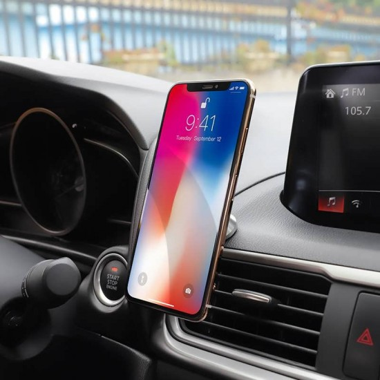 Suport telefon magnetic auto bord HOCO CA46