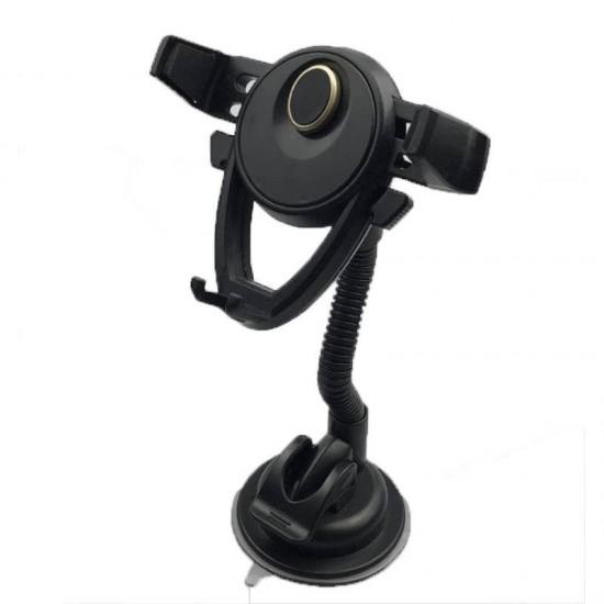 Suport telefon universal auto parbriz / bord GGS-008