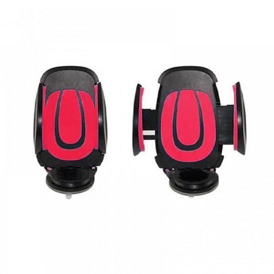 Suport auto universal bord / parbriz New rosu