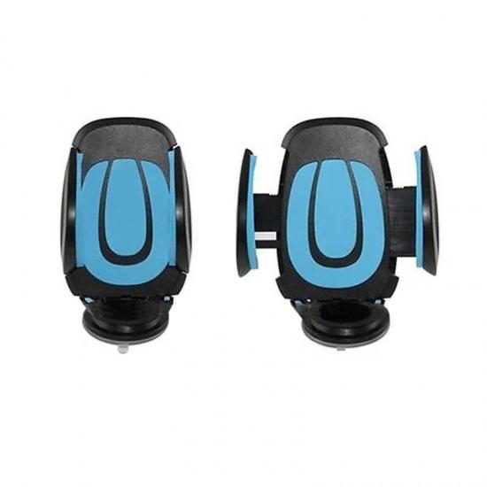 Suport auto universal bord / parbriz New albastru