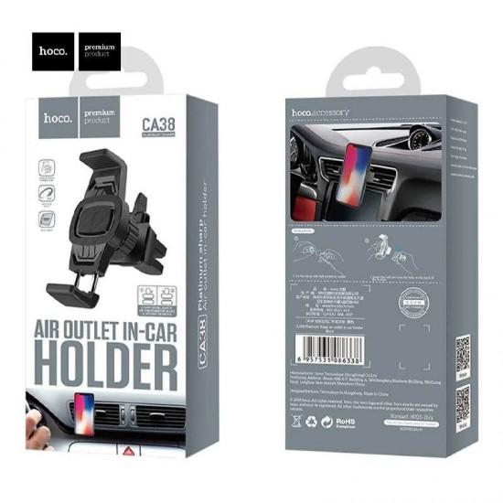 Suport telefon universal auto ventilatie HOCO CA38