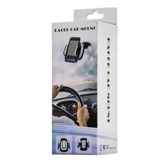 Suport telefon auto parbriz / bord RG-07 Racer Car Mount